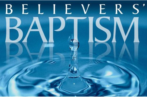 10 Facts About Believer U0026 39 S Baptism