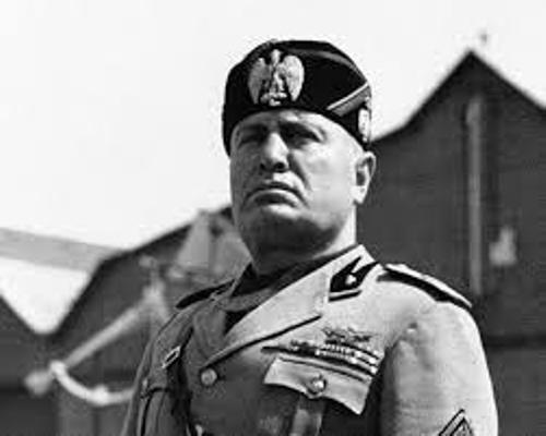 Facts about Benito Mussolini