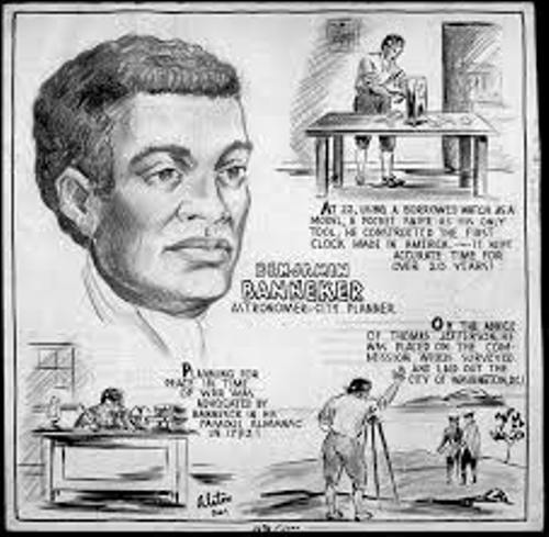 Facts about Benjamin Banneker