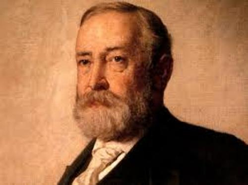 Facts about Benjamin Harrison