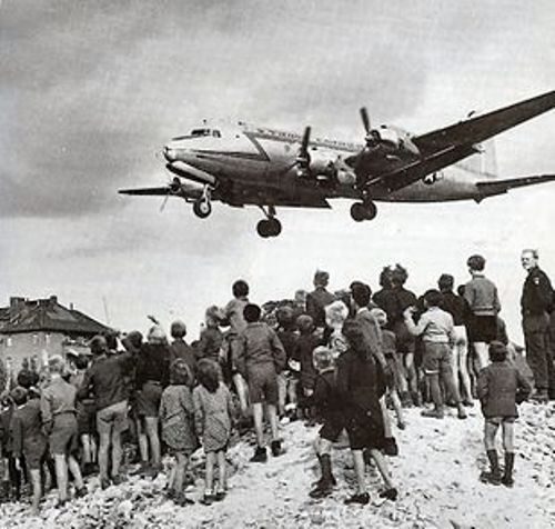Facts about Berlin Airlift