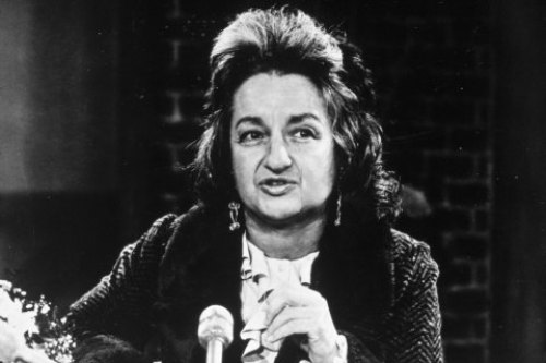 Facts about Betty Friedan
