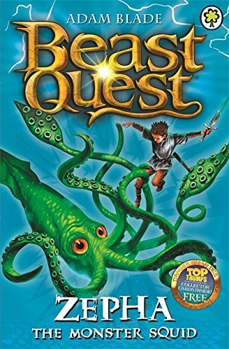 Adam Blade Beast Quest