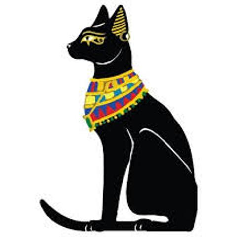 10 Facts About Bastet on Color By Numbers For Kids