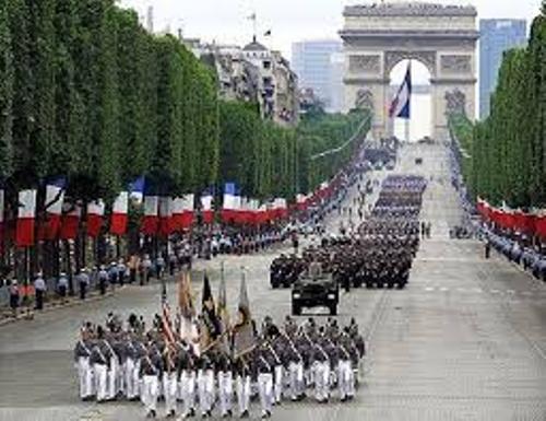 Bastille Day Pic