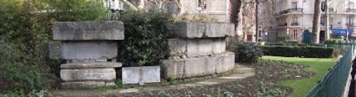 Bastille Remains