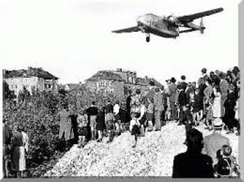 Berlin Blockade Facts