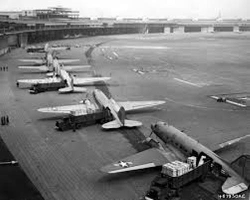 Berlin Blockade Pic
