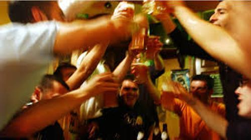 Binge Drinking Teens