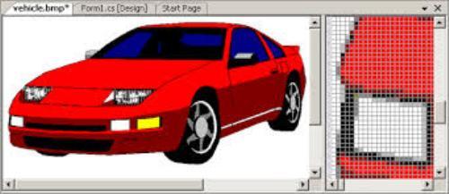 Bitmaps Editor