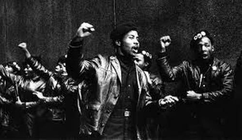 Black Panther Party Pic