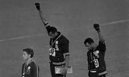 Black Power in Sport