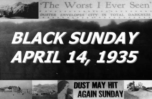Black Sunday Facts