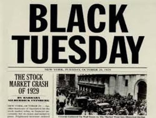 10 Facts About Black Tuesday Fact File