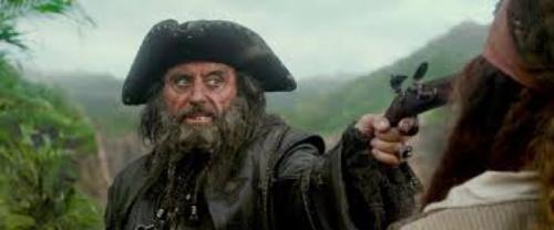 Blackbeard Movie