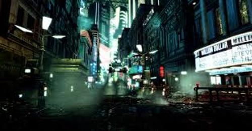 Blade Runner Setting