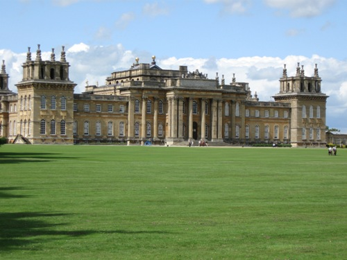 Blenheim Palace Beauty