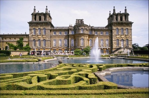 Blenheim Palace Facts