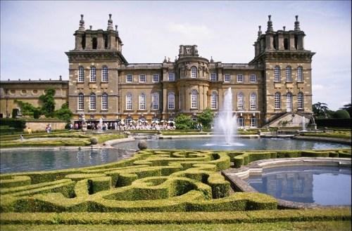 Blenheim Palace Facts