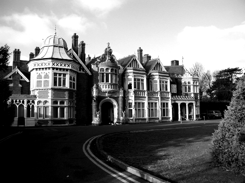 Bletchley Park Facts