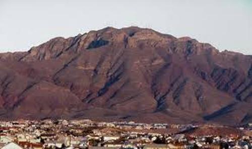 Block Mountain Image