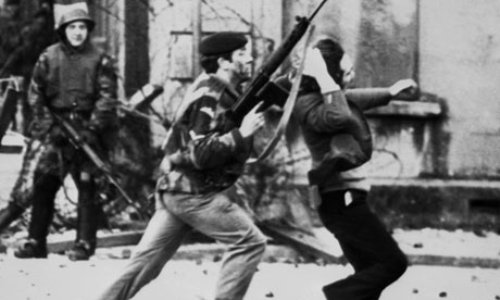 Bloody Sunday 1972 History