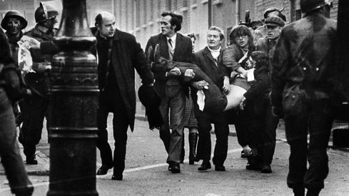 Bloody Sunday 1972