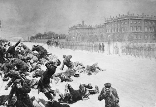 Bloody Sunday Russia