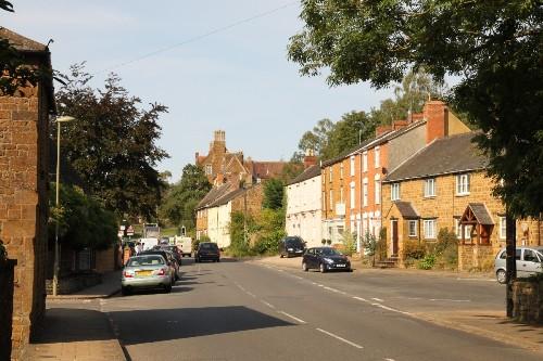 Bloxham Road