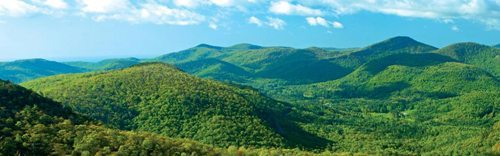 Blue Ridge Mountains Beauty
