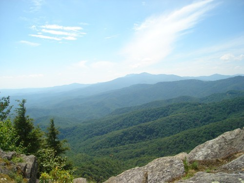Blue Ridge Mountains Facts