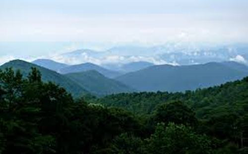 Blue Ridge Mountains Picture