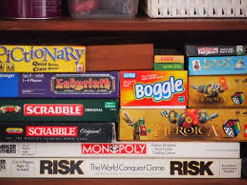 Board Games Types
