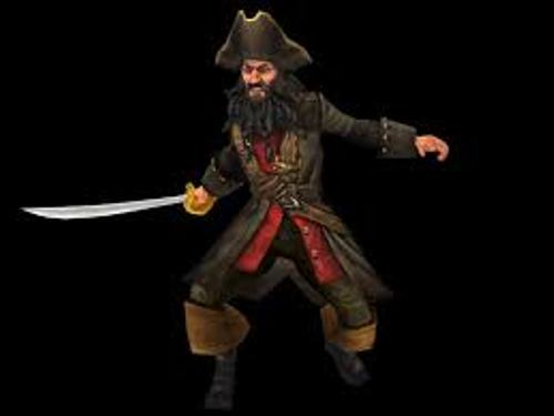 Facts about Blackbeard