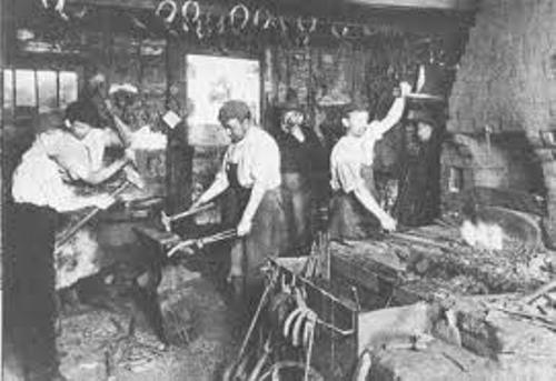 Facts about Blacksmiths