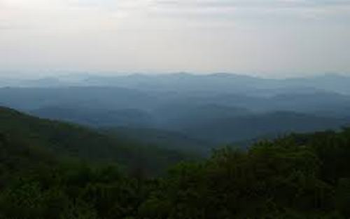 Facts about Blue Ridge Mountains