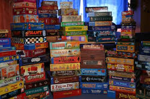 Facts about Board Games