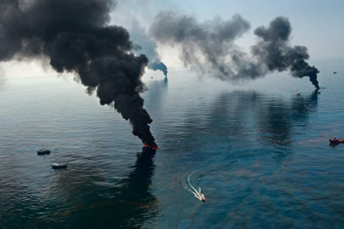 BP Oil Spill Facts
