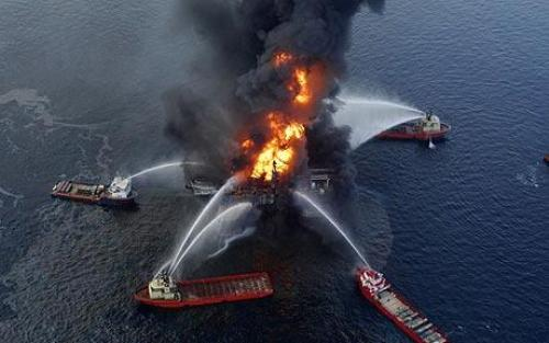 BP Oil Spill Picture
