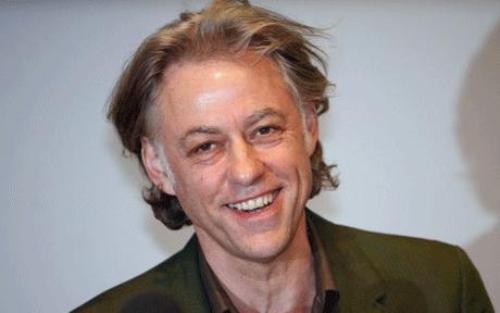Bob Geldof Facts