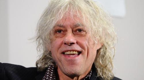 Bob Geldof Singer