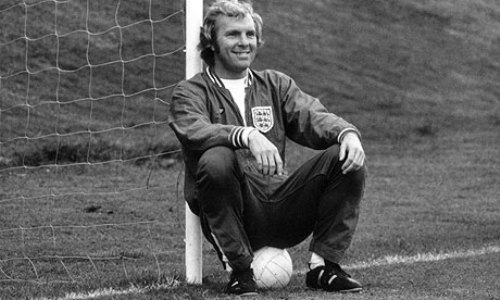 Bobby Moore Facts