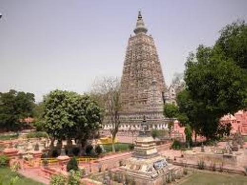 Bodh Gaya Pic