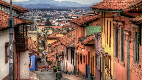 Bogota Houses