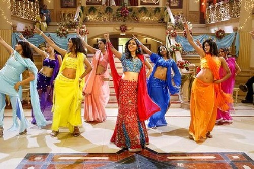 Bollywood Dancing Facts
