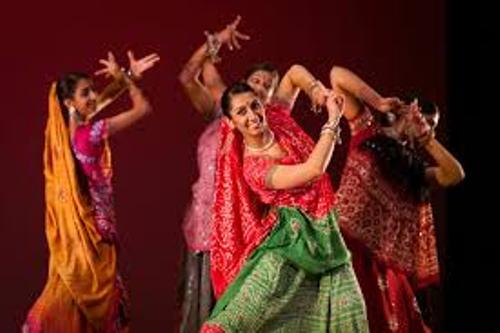 Bollywood Dancing Style