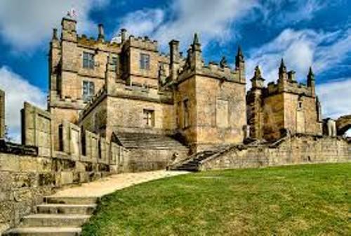 Bolsover Castle UK