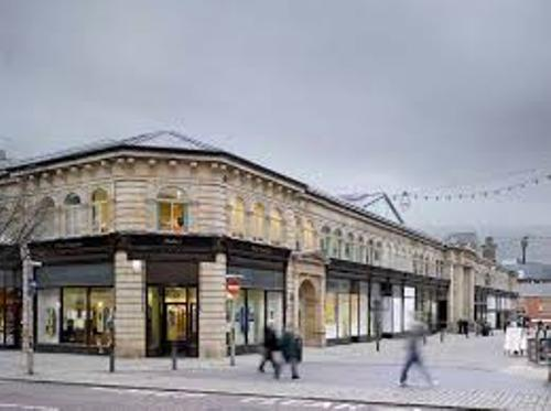 Bolton Market Hall