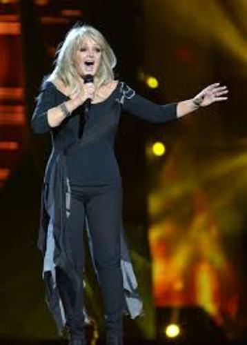 Bonnie Tyler On Stage
