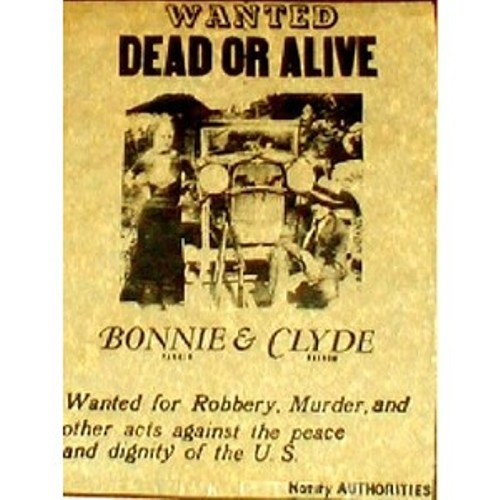 Bonnie and Clyde Pic